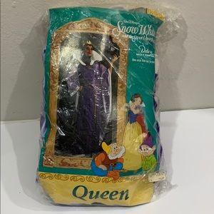 Vintage 90s Disney Snow White Evil Queen costume